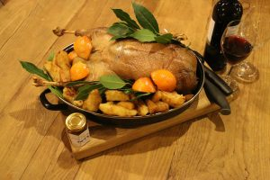 Christmas Goose...ready to eat