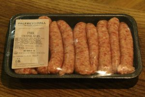 Christmas isn't Christmas without Chipolatas ! From our own rare breed x pigs.